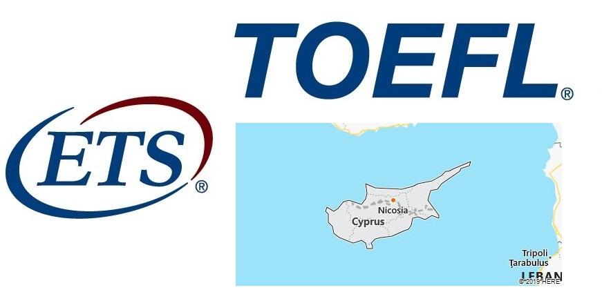 TOEFL Test Centers in Cyprus