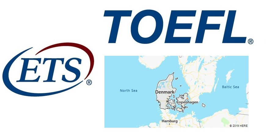 TOEFL Test Centers in Denmark