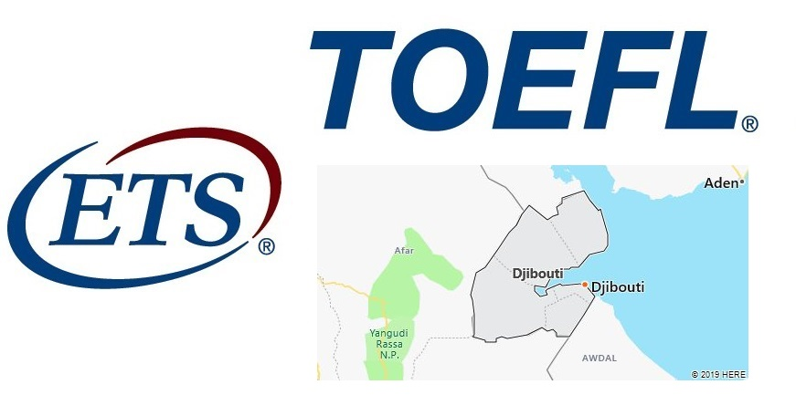 TOEFL Test Centers in Djibouti
