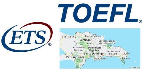 TOEFL Test Centers in Dominican Republic