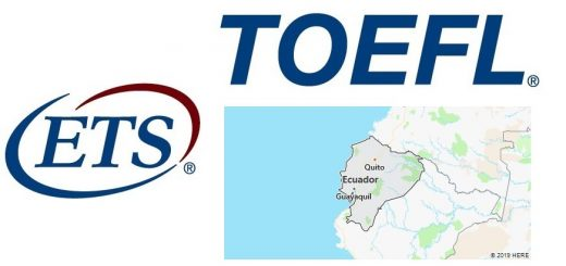 TOEFL Test Centers in Ecuador
