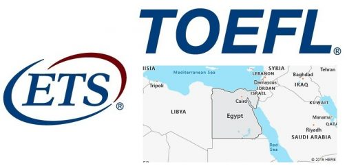 TOEFL Test Centers in Egypt