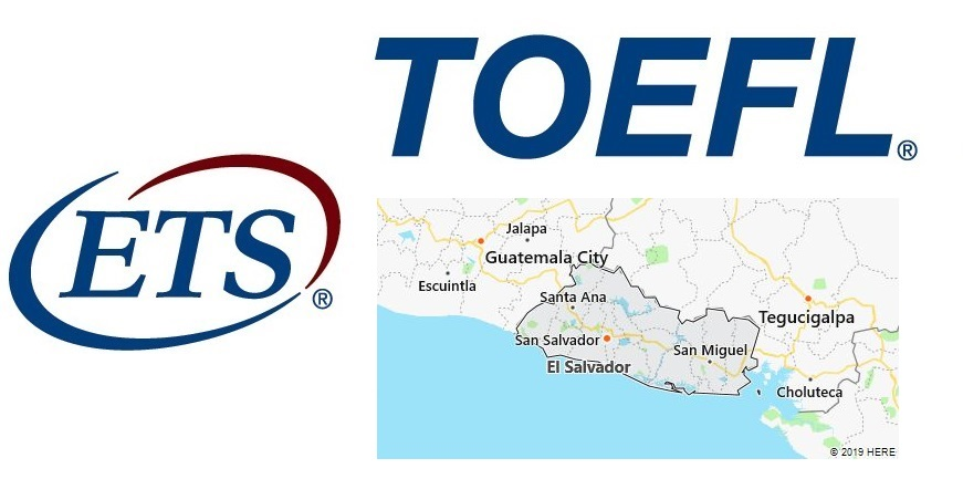 TOEFL Test Centers in El Salvador