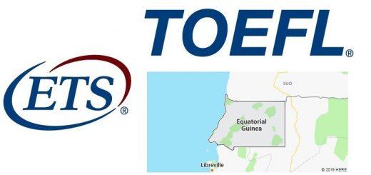 TOEFL Test Centers in Equatorial Guinea