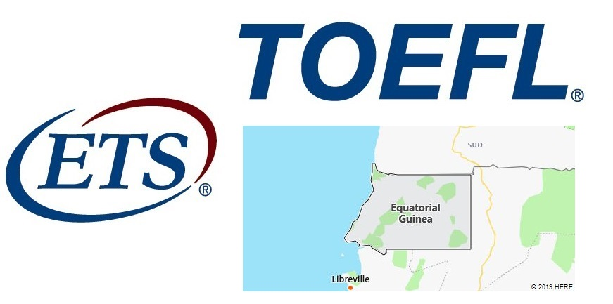 TOEFL Test Centers in Equatorial Guinea