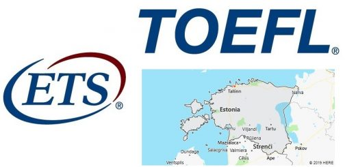 TOEFL Test Centers in Estonia