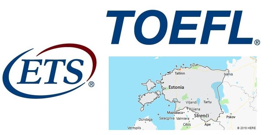 TOEFL Test Centers in Estonia