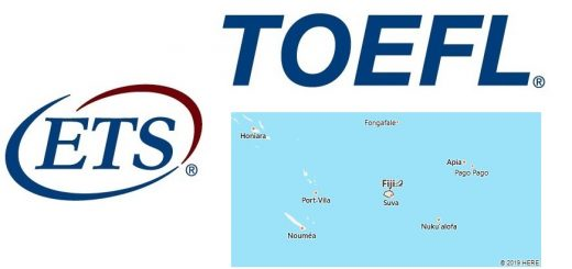 TOEFL Test Centers in Fiji