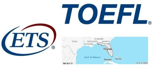 TOEFL Test Centers in Florida