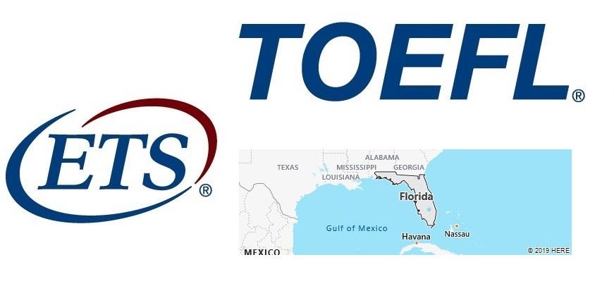 TOEFL Test Centers in Florida