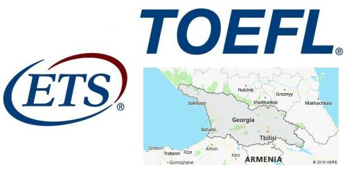 TOEFL Test Centers in Georgia Country