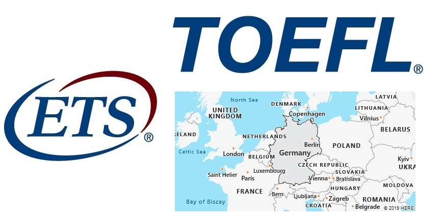 TOEFL Test Centers in Germany
