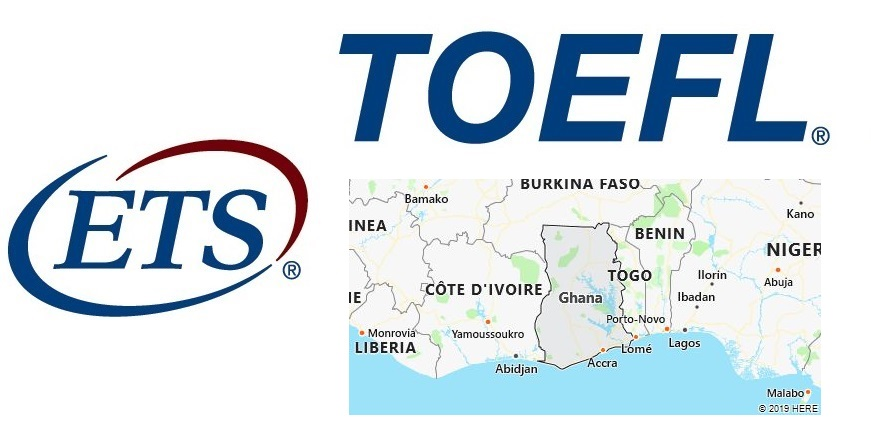 TOEFL Test Centers in Ghana