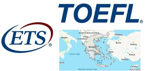 TOEFL Test Centers in Greece