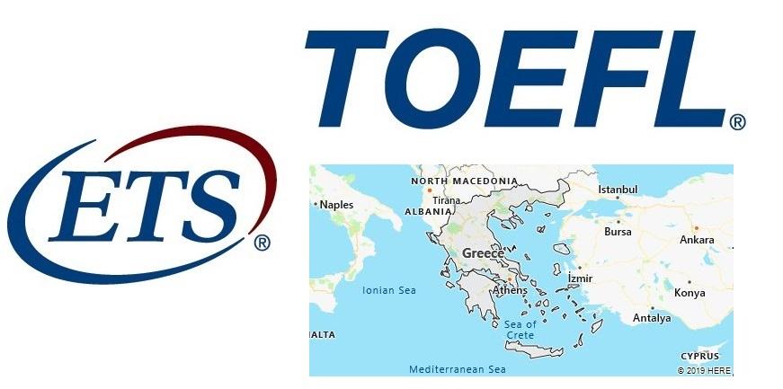 TOEFL Test Centers in Greece