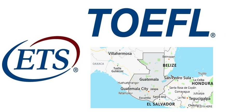 TOEFL Test Centers in Guatemala