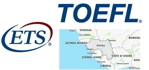 TOEFL Test Centers in Guinea