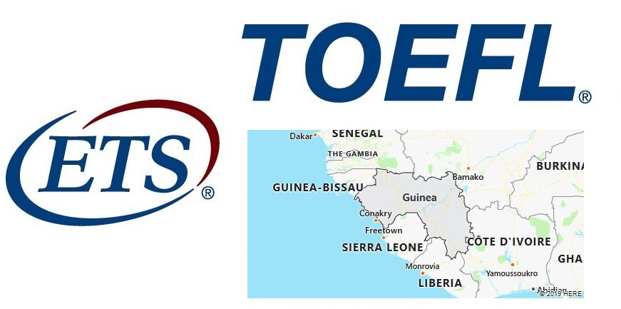 TOEFL Test Centers in Guinea
