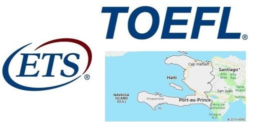TOEFL Test Centers in Haiti