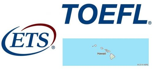 TOEFL Test Centers in Hawaii