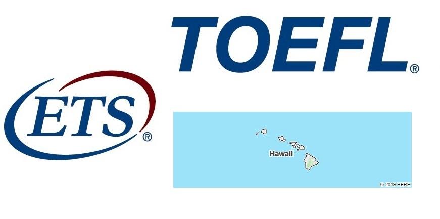 TOEFL Test Centers in Hawaii, USA