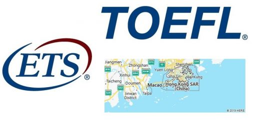 TOEFL Test Centers in Hong Kong, China
