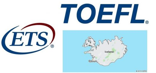 TOEFL Test Centers in Iceland
