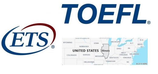TOEFL Test Centers in Illinois