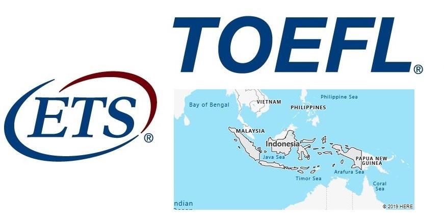 TOEFL Test Centers in Indonesia