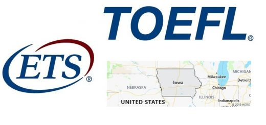 TOEFL Test Centers in Iowa