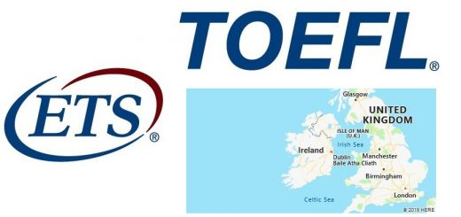 TOEFL Test Centers in Ireland