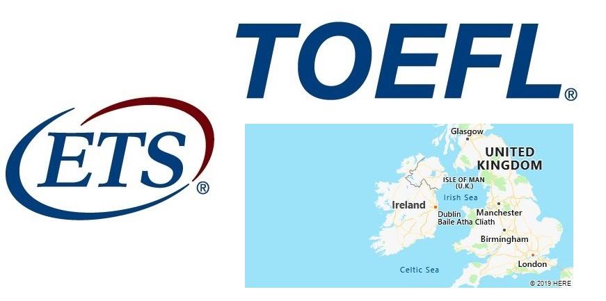TOEFL Test Centers in Ireland