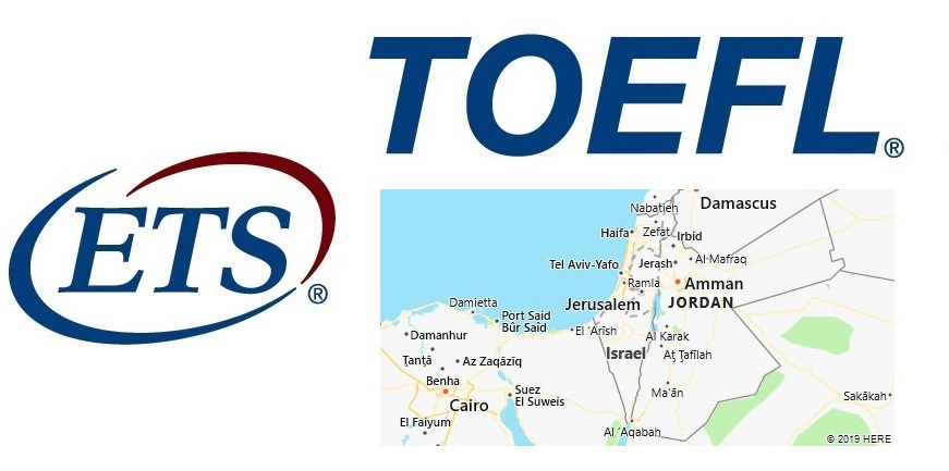 TOEFL Test Centers in Israel