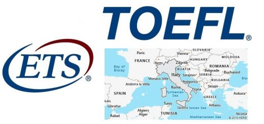 TOEFL Test Centers in Italy