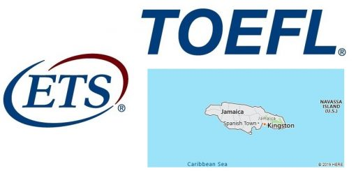 TOEFL Test Centers in Jamaica