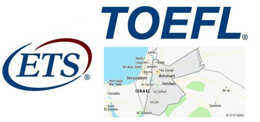 TOEFL Test Centers in Jordan