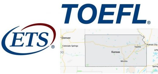 TOEFL Test Centers in Kansas