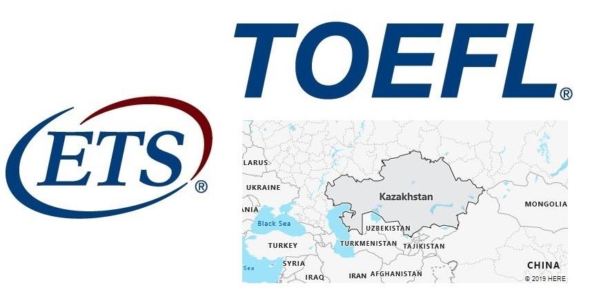 TOEFL Test Centers in Kazakhstan