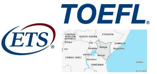TOEFL Test Centers in Kenya