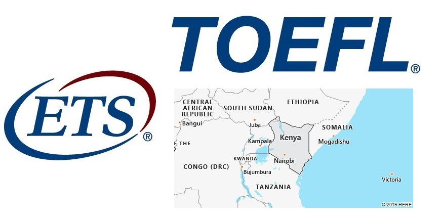 TOEFL Test Centers in Kenya