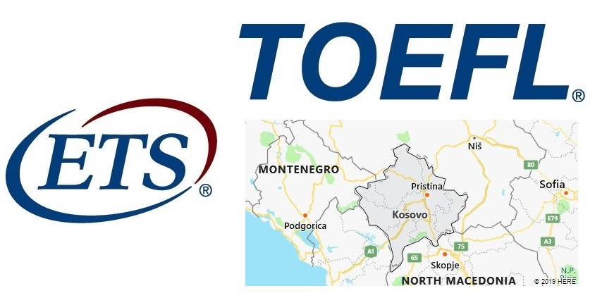 TOEFL Test Centers in Kosovo