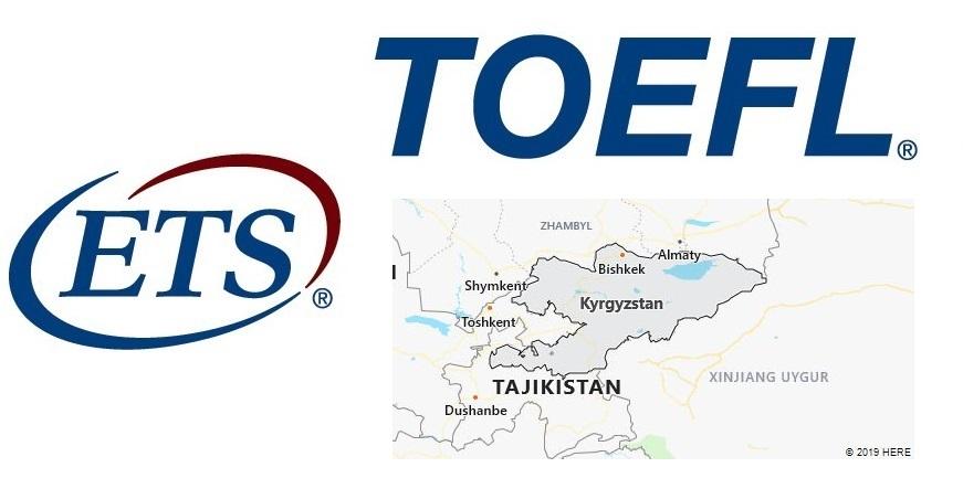 TOEFL Test Centers in Kyrgyzstan
