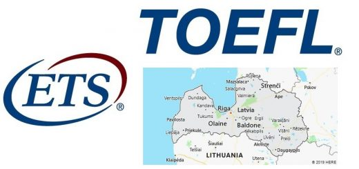 TOEFL Test Centers in Latvia