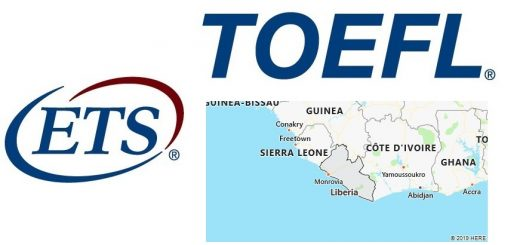 TOEFL Test Centers in Liberia