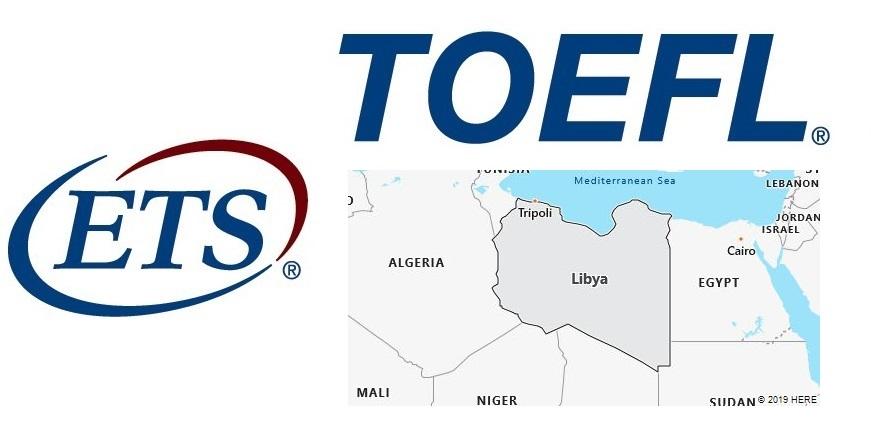 TOEFL Test Centers in Libya