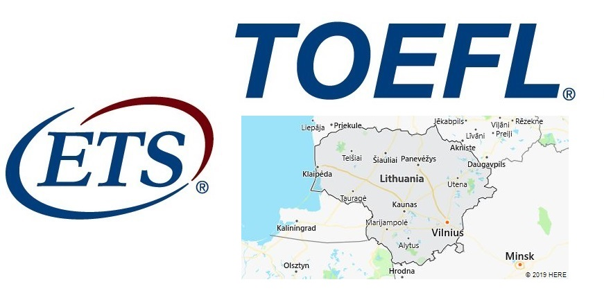 TOEFL Test Centers in Lithuania