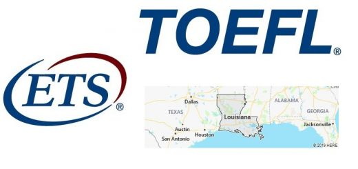 TOEFL Test Centers in Louisiana
