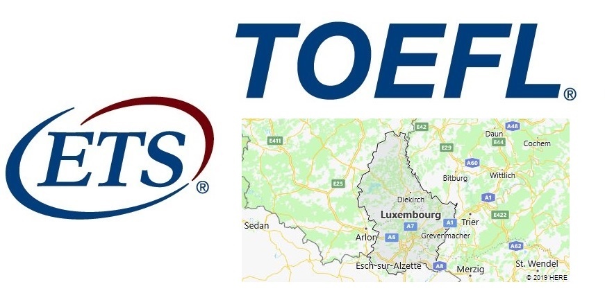 TOEFL Test Centers in Luxembourg