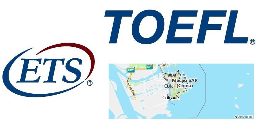 TOEFL Test Centers in Macau, China