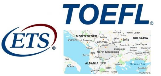TOEFL Test Centers in Macedonia